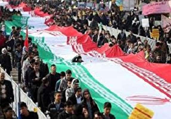 باشگاه خبرنگاران - مسیرهای راهپیمایی ۱۳ آبان در لرستان
