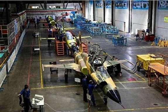 افتتاح خط تولید انبوه جنگنده «کوثر»