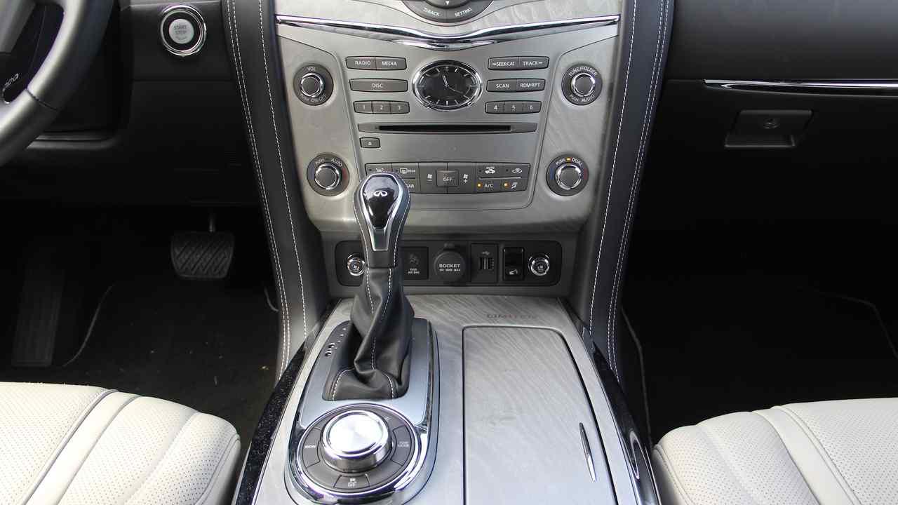 لوکسترین خودروی اینفینیتی +تصاویر