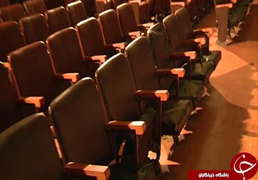 تعداد کم سالن های فعال سینما و به روز نبودن امکانات از مشکلات سینماهای گلستان است