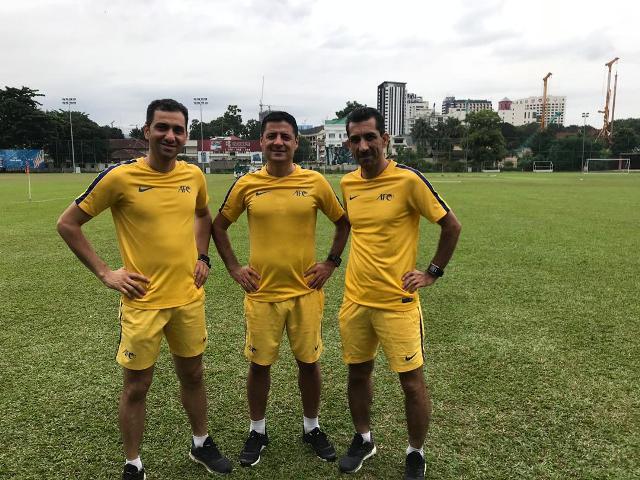 فغانی: امیدوارم تیم ملی فوتبال کشورمان عملکرد خوبی در این رقابتها داشته باشد/ انگیزه ای برای قضاوت در فینال نداریم
