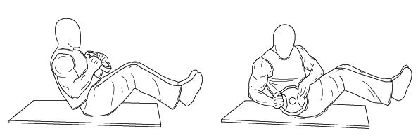 ورزشهای مناسب برای از بین بردن برای از بین بردن چربیهای زیربغل  چه ورزش هایی مناسب هستند + تصاویر زیربغل و کنار سینه+ تصاویر