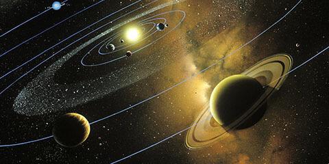 زحل، زیباترین سیاره در منظومه شمسی