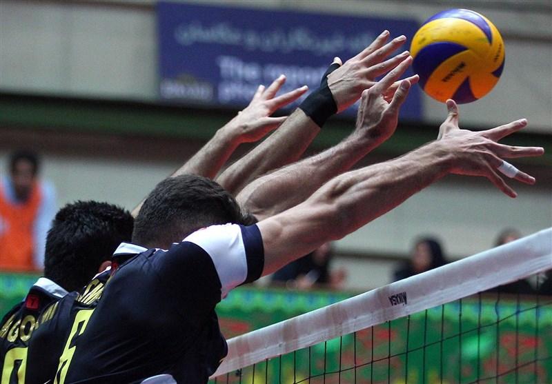 شکست شهرداری اراک در مشهد/ پیروزی یاران نفرزاده مقابل تیم والیبال کاله