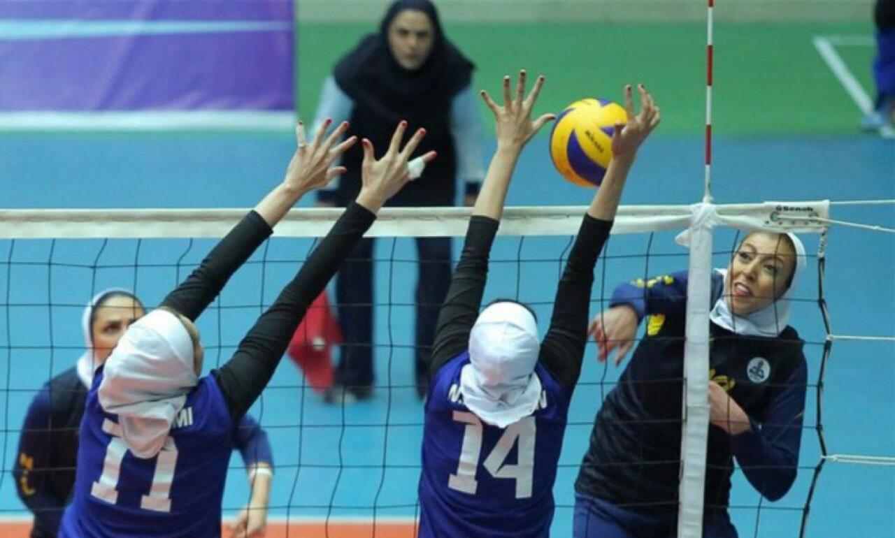 مشخص شدن حریفان نشاط مهر فارس در دسته برتر والیبال بانوان