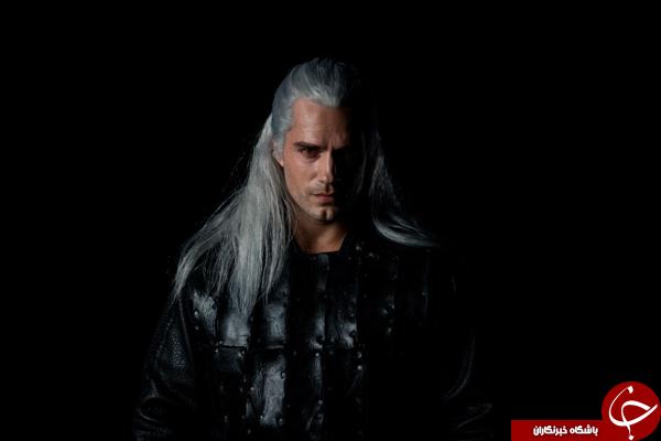 سریال بازی The Witcher با هنرنمایی بازیگر سوپرمن ساخته میشود +تصاویر و فیلم
