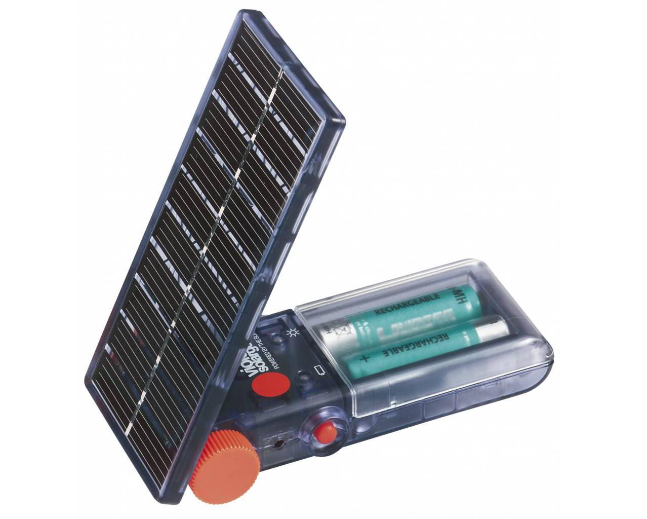 انواع شارژر باتری قلمی