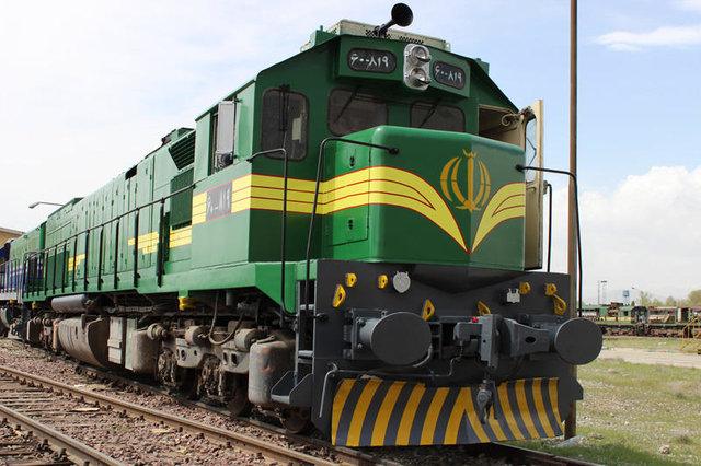 26 رام قطار فوقالعاده در مسیرهای پر تردد مشهد در روزهای پایانی صفر