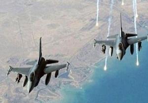 حمله جنگندههای ائتلاف آمریکایی به مناطق مسکونی سوریه