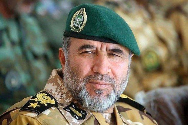 ارتش لحظهای فرصت برای تجاوز دشمن به خاک میهن اسلامی را نمیدهد