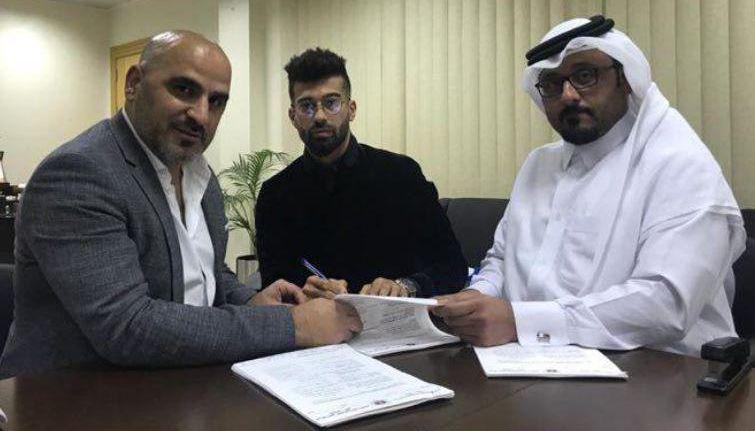 رامین رضاییان به الشحانیه قطر پیوست