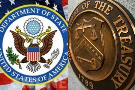 درماندگی آمریکا در پاسخ به واکنش ظریف درباره گاف وزارت خزانهداری و خارجه این کشور