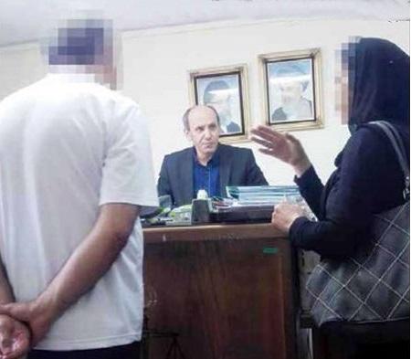 طلاق لاکچری حمیرا و شاهرخ در تهران + عکس
