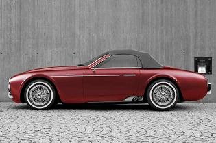 پروژه جدید ARES Design قرار است ما را به دهه 1950 ایتالیا ببرد +تصاویر