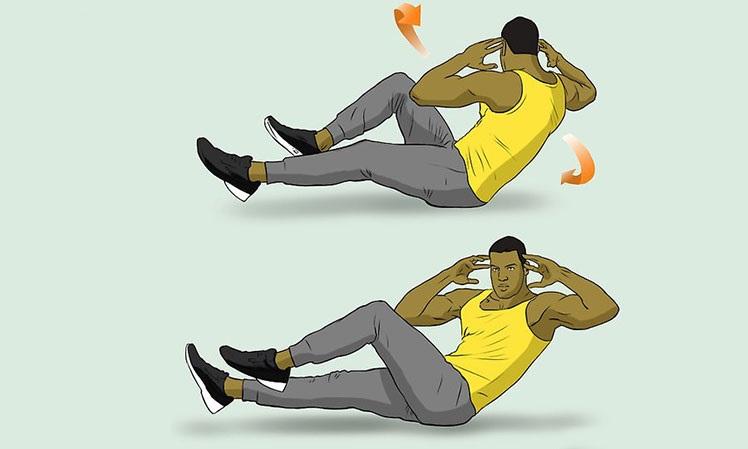 ورزشهای مناسب برای صاف ایستادن+ تصاویر