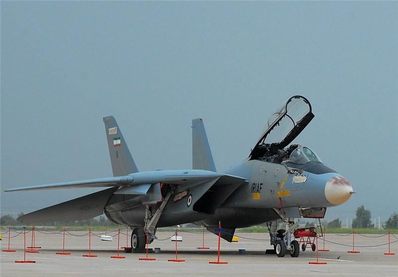 یک فروند جنگنده اف-۱۴ در پایگاه شهید بابایی اوِرهال شد