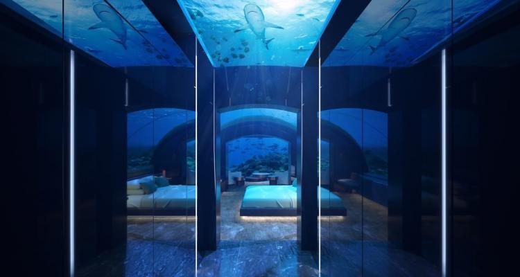 نخستین هتل زیر آب را بشناسید!+ عکس