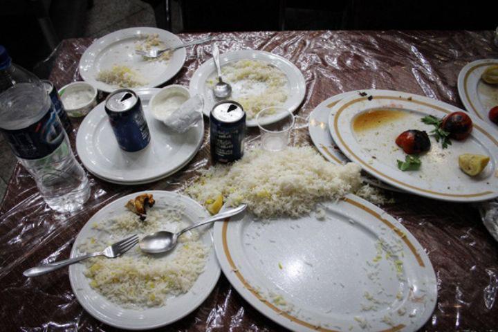 ارزش اقتصادی دور ریزِ غذا در ایران چه میزان است؟