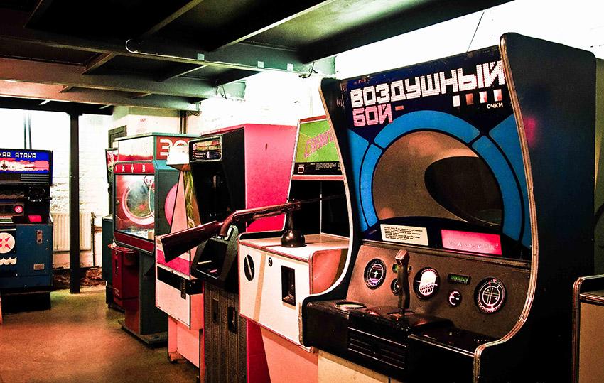 موزه بازیهای کامپیوتری در کدام کشور است؟