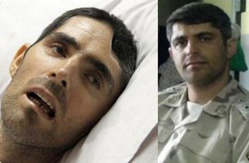 لحظه مجروح شدن شهید سید نور خدا موسوی +فیلم