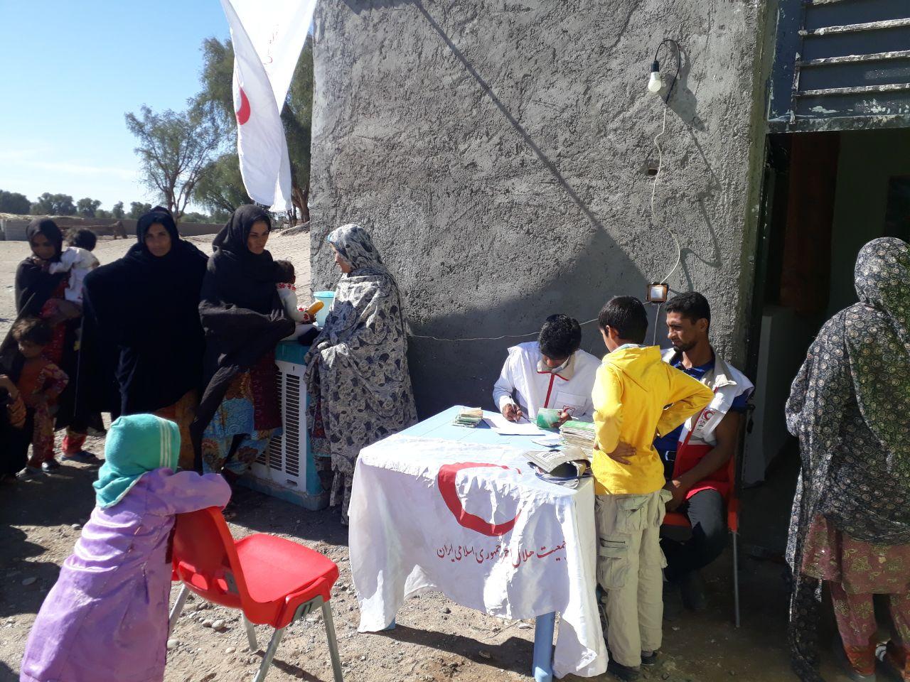 ویزیت رایگان در ۳ روستای فهرج