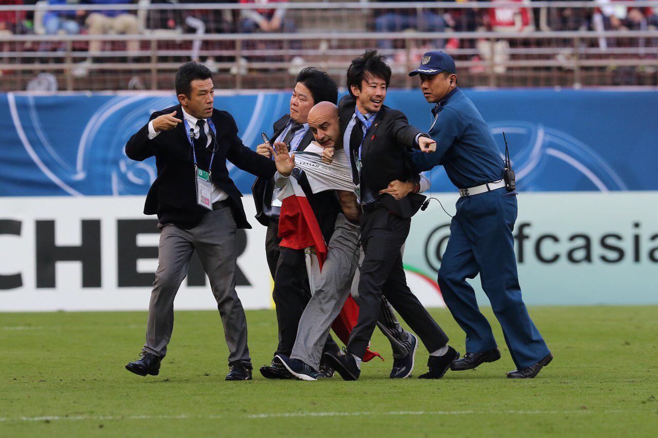 اتفاقات سیاسی در ورزشگاه کاشیما می تواند قهرمانی این تیم را از بین ببرد