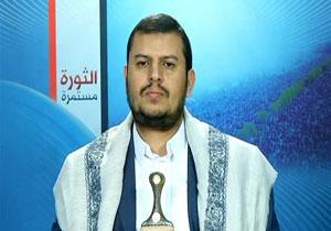 عبدالملک الحوثی: حملات متجاوزان هر بار با شکست مواجه میشود/ نقش مهم و عملی در تجاوز به یمن را آمریکا ایفا میکند