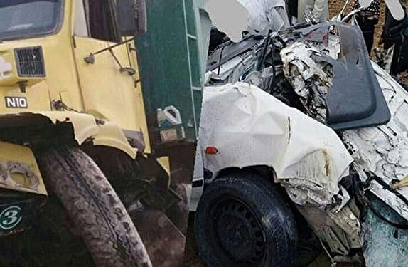 باشگاه خبرنگاران - بازهم رانندگی حادثه آفرید/ ۲ کشته در تصادف امروز
