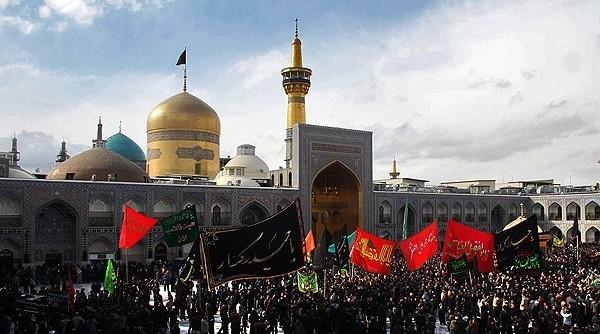 مشهدالرضا غرق در ماتم و عزاست/شهر توس سوگوار امام مهربانیها