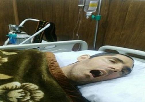 برگزرای مراسم تشییع پیکر پاک شهید سید نورخدا موسوی جانباز ۱۰۰ درصد لرستانی / فرمانده ناجا وارد لرستان شد