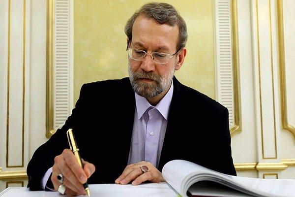 رئیس مجلس شهادت سید نورخدا موسوی را تسلیت گفت