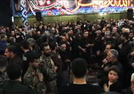 عزاداری باشکوه عاشقان امام رضا(ع) در شهرهای مختلف کشور + فیلم