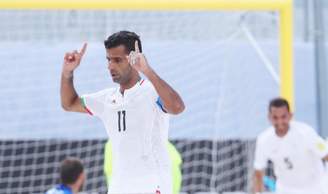 احمدزاده:دیدار ایران و روسیه یک دربی جهانی است/جوان های تیم ملی برابر آمریکا و تاهیتی خوش درخشیدند