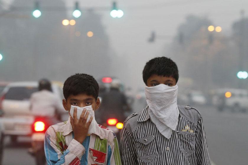 رشد ابتلا به اوتیسم با افزایش آلودگی هوا!