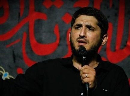 مداحی حاج امیر عباسی در حرم مطهر حضرت سیدالشهدا(ع) +فیلم