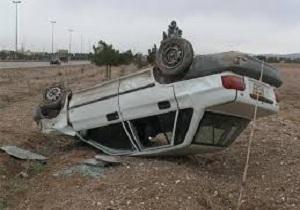 تصادف مرگبار در آزاد راه قم - تهران