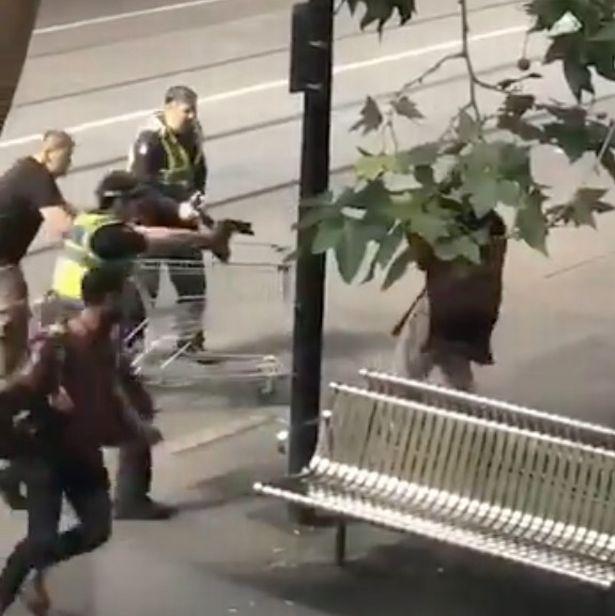حمله با سلاح سرد در ملبورن استرالیا