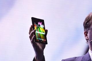 سامسونگ مشخصات کلیدی گوشی تاشوی خود را معرفی کرد +تصاویر