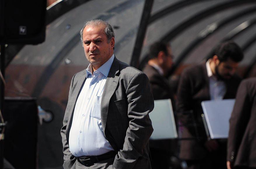 تاج: استیچ اهدای جام قهرمانی در ورزشگاه آزادی دائمی است