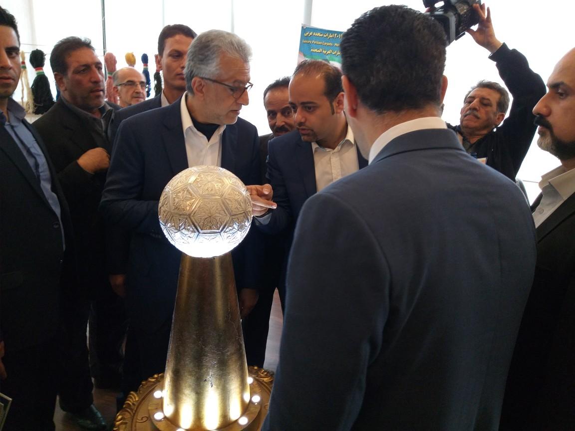 از خوشوبش تاج و شیخسلمان تا افتتاح عملیات احداث ساختمان فدراسیون فوتبال