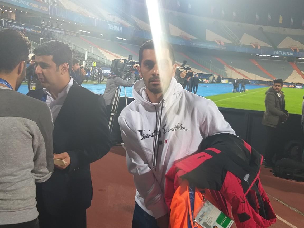 پرسپولیسیها آماده فینال لیگ قهرمانان آسیا شدند