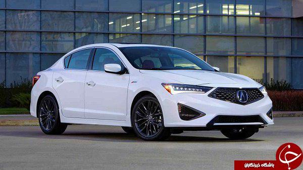 اتومبیل نسل جدید Acura؛ طراحی زیبا و امکانات فوقالعاده +تصاویر