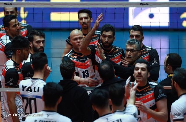 ستاره ملی پوش والیبال ایران راهی کلانتری شد/ زد و خورد موسوی با اعضای تیم شهرداری ارومیه