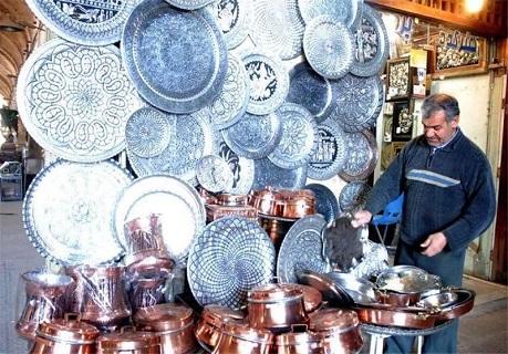 نبض دوباره هنر قلم زنی در استان سمنان می زند