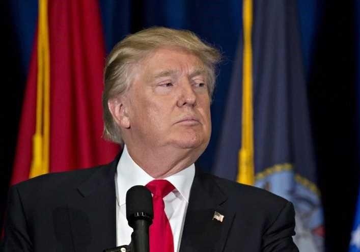درگیری دوباره ترامپ با خبرنگاران