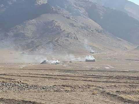 ولسوالی مالستان در آستانه سقوط/ آغاز مجدد درگیری ها در جاغوری