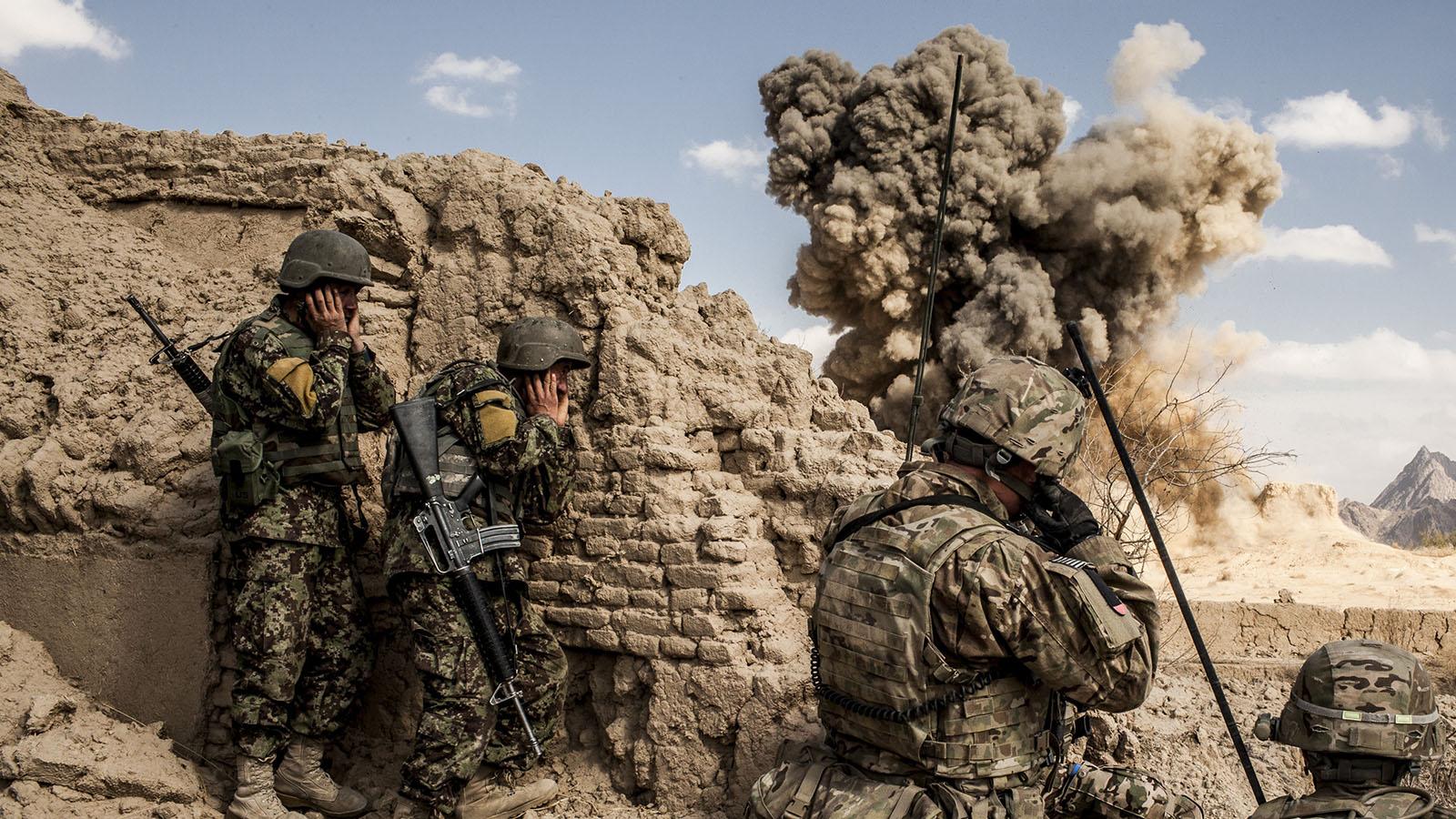 کشته شدن ۱۴۷ هزار شهروند افغانستان در طولانی ترین جنگ آمریکا