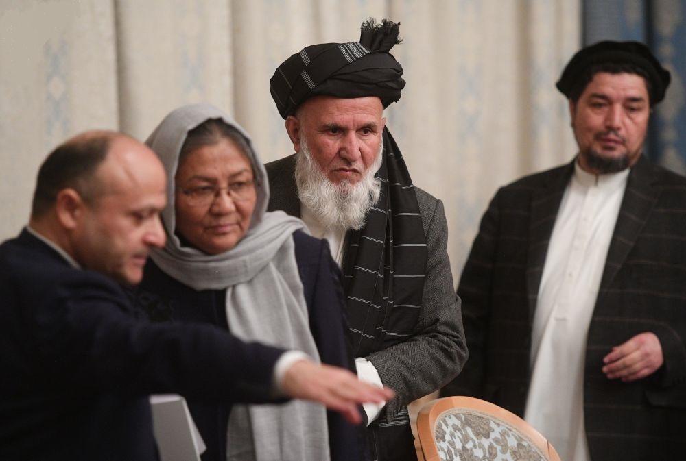 گزارش تصویری از برگزاری نشست صلح افغانستان در مسکو