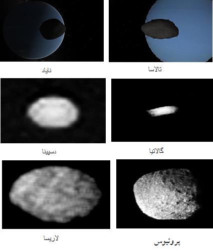 سیاره آبی رنگ منظومه شمسی/ سیارهای که  1 سال در آن 165 سال زمینی طول میکشد