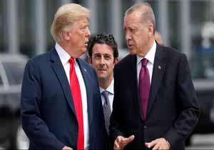برگزاری نخستین دیدار ترامپ و اردوغان پس از قتل خاشقجی در پاریس